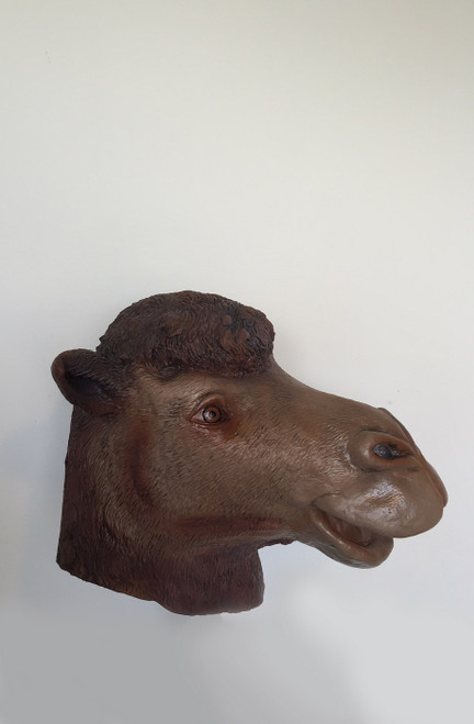 Realistic Camel Head Mask