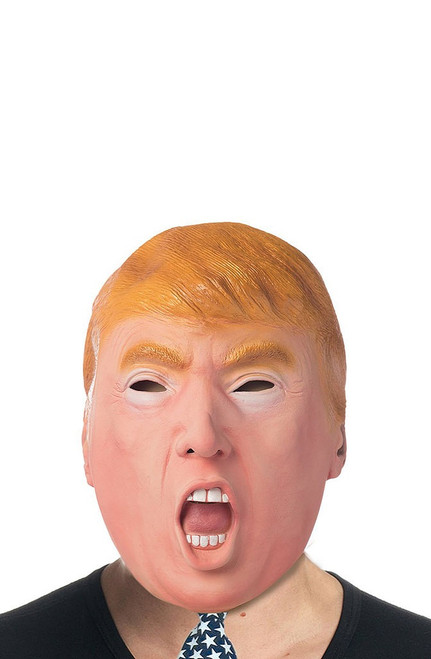 Billionaire Donald Trump Mask