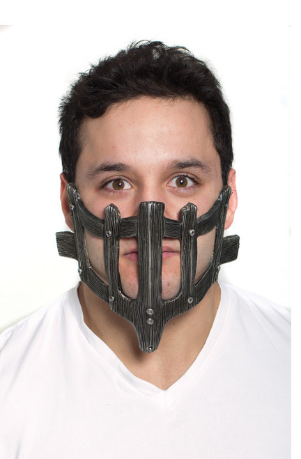 Apocalyptic Face Guard Mask