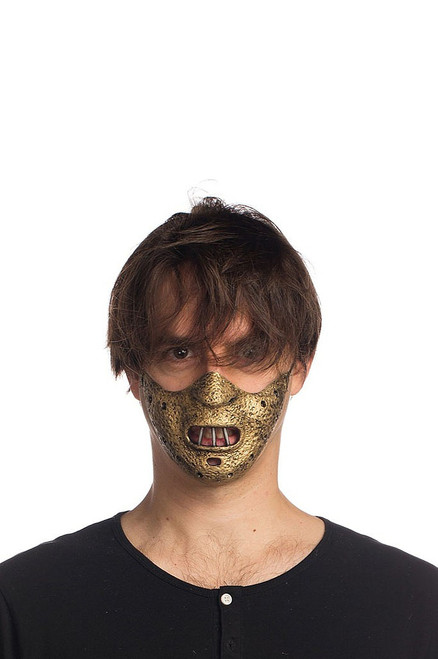 Hannibal Lector Cage Mask