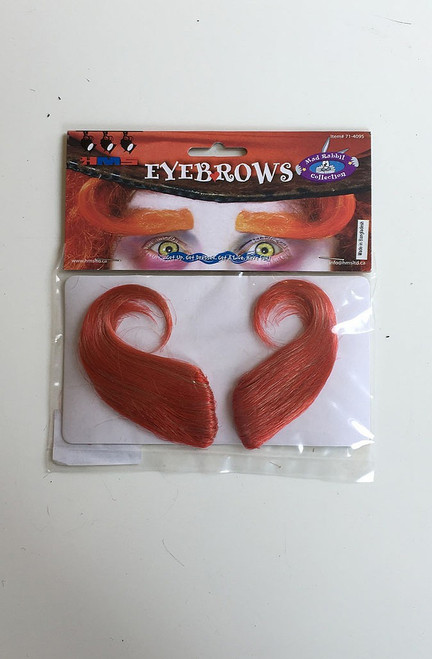 Mad Hatter Eyebrows Accessory