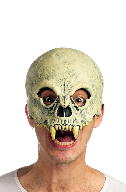 Wasteland Skull Soft Mask