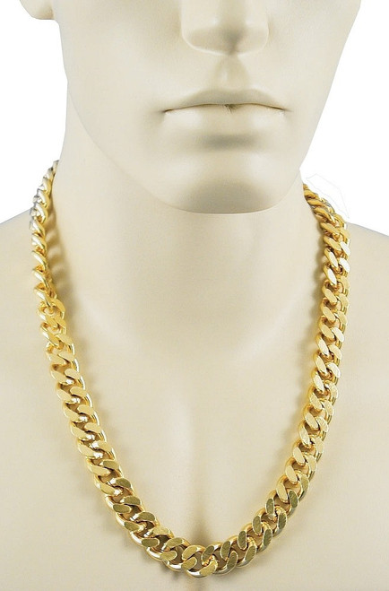 Gold Chain Costume Accessory