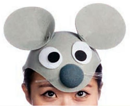 Felt Mouse Cap
