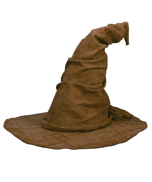 Light Brown Wizard Hat