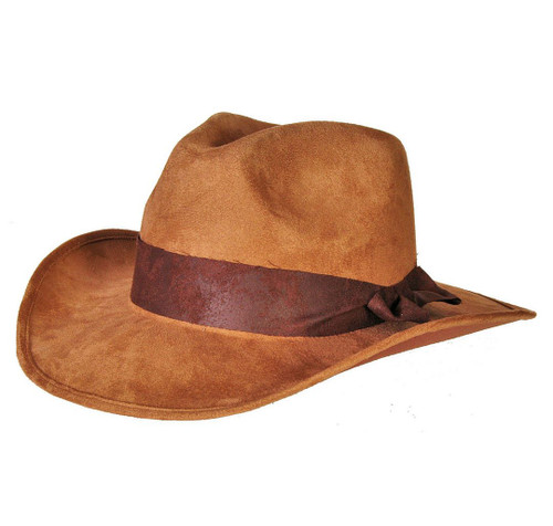 Brown Adventurer Hat
