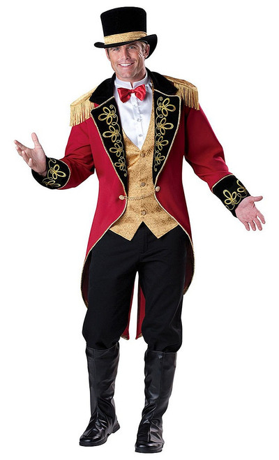 Ringmaster Costume Men