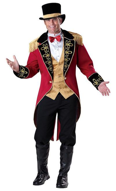 Ringmaster Costume Men