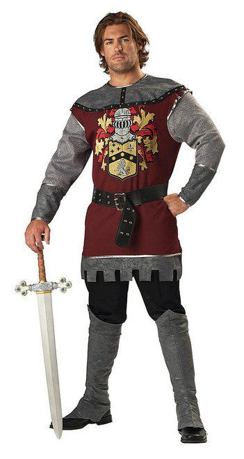 Noble Knight Medieval Costume