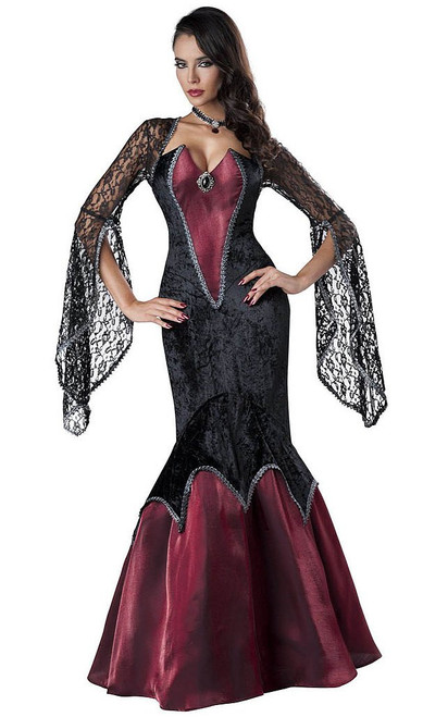 Piercing Beauty Vampire Costume