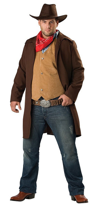 Rawhide Renegade Plus Costume