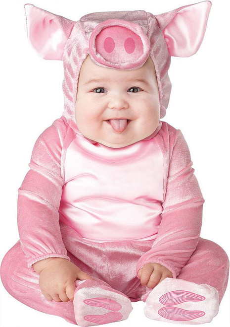 This Lil' Piggy Pig Costume