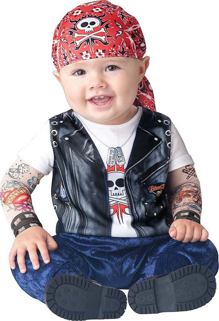 Born to be Wild Costume
