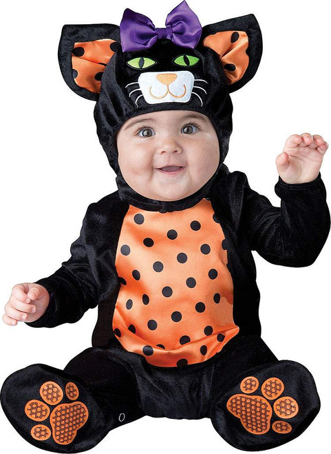 Cute Lil Kitty Toddler Costume
