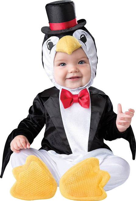 Playful Penguin Infant Costume