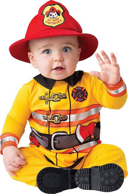 Firefighter Toddler Costume