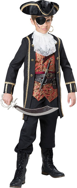 Captain Scurvy Child Costume
