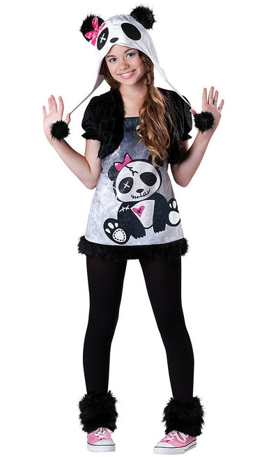 Pandamonium Girl Costume