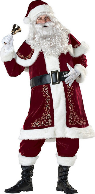 Jolly Ole St. Nick Costume