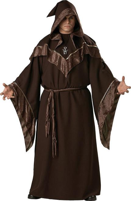 Mystic Sorcerer Costume Plus