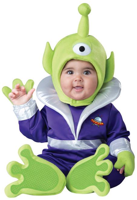 Mini Martian Baby Costume