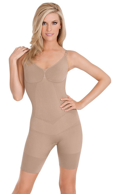Firm Control Boxer Body Shaper Nude