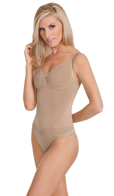 Firm Control Cami Thong Body Shaper