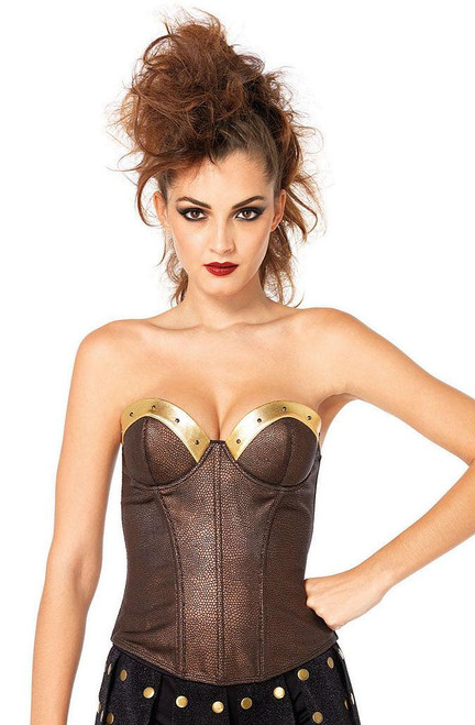 Warrior Viking Armor Corset