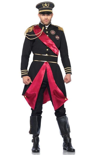 Military General Men Costume