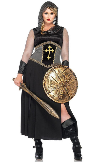 Joan of Arc Plus Costume