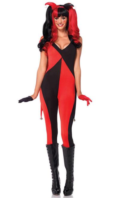 Jingle Jester Costume Halloween