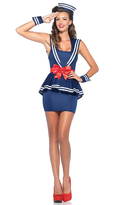 Aye Aye Amy Sailor Costume