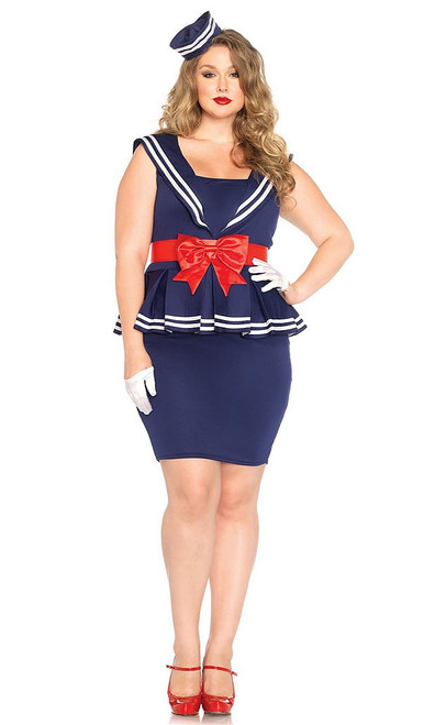 AyeAye Amy Sailor Plus Costume