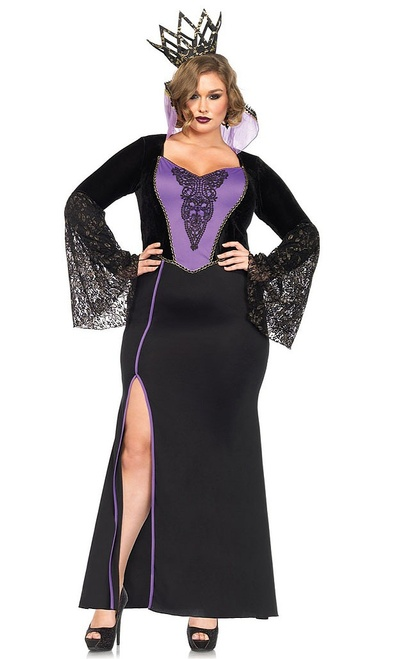 Evil Queen Plus Size Costume