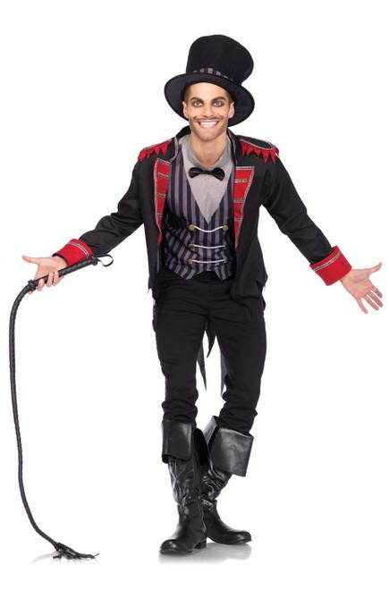 Ringmaster Sinister Halloween Costume