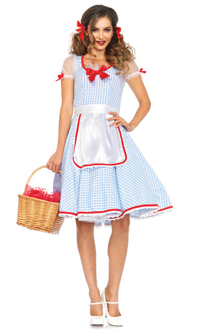 Kansas Dorothy Sweetie Costume