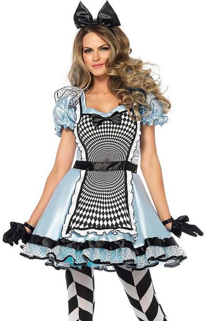 Hypnotic Miss Alice Costume