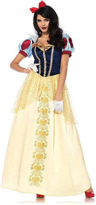 Deluxe Snow White Costume