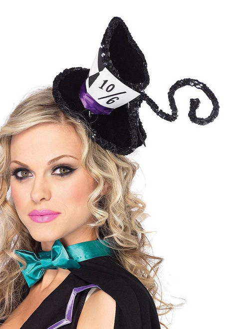 Deluxe Mad Hatter Hat