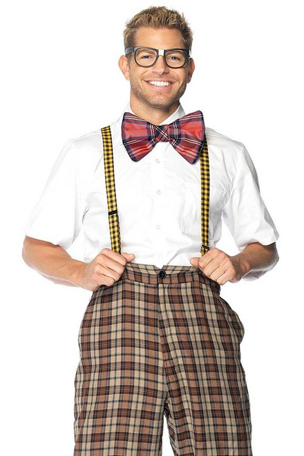 Men's Nerd Costume Kit