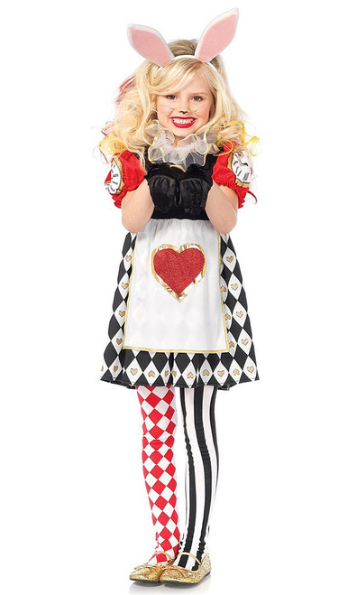 Wonderland Rabbit Child Costume