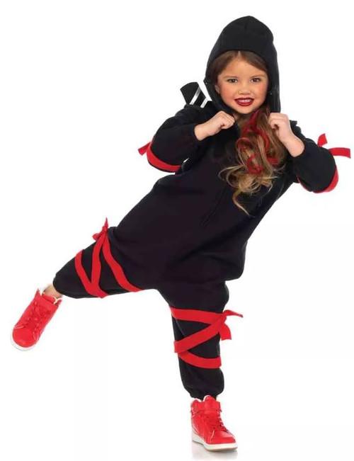 Ninja Kigarumi Girl Fleece Onsie