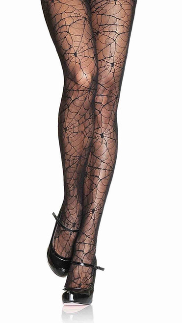 Adult Spider Web pantyhose