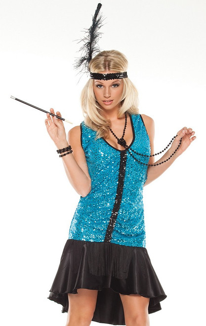 Swingin' Flapper Costume