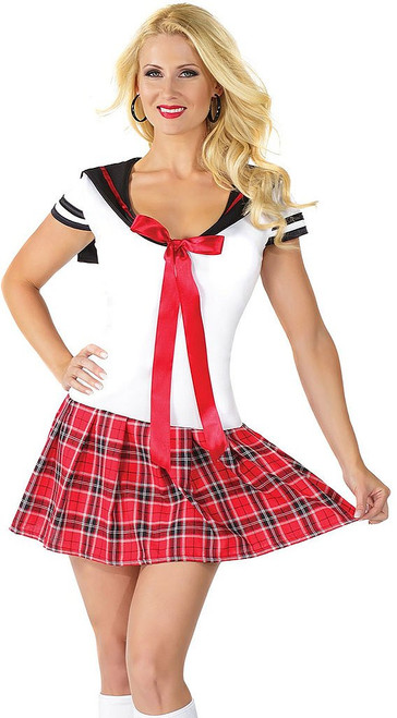 Anime School Girl Costume