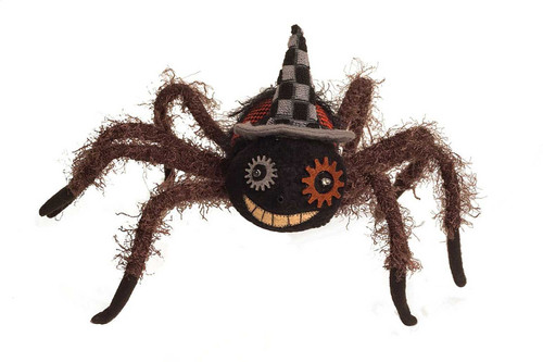 Shaking Spider Decor 15""