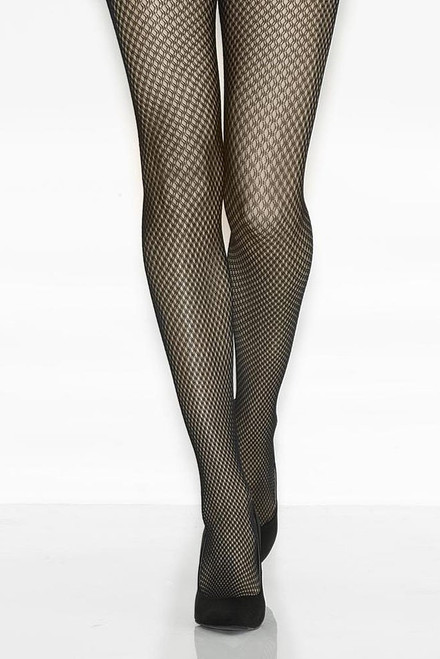 Mondor Double Fishnet Tights