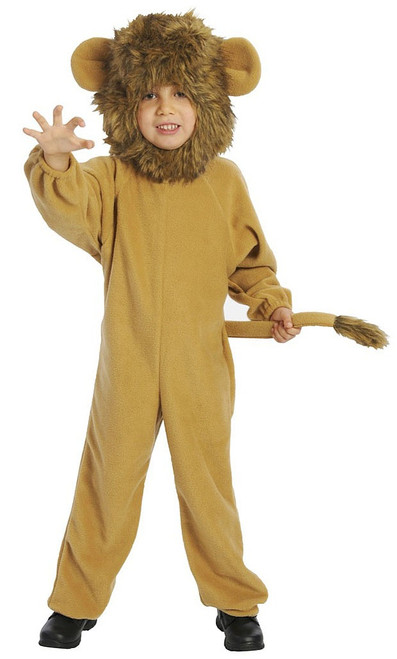 Lil' Lion Toddler Costume