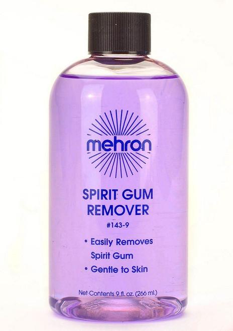 Spirit Gum Remover 9 Oz.