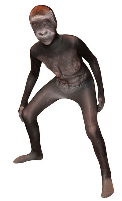 Silverback Gorilla Morphsuit
